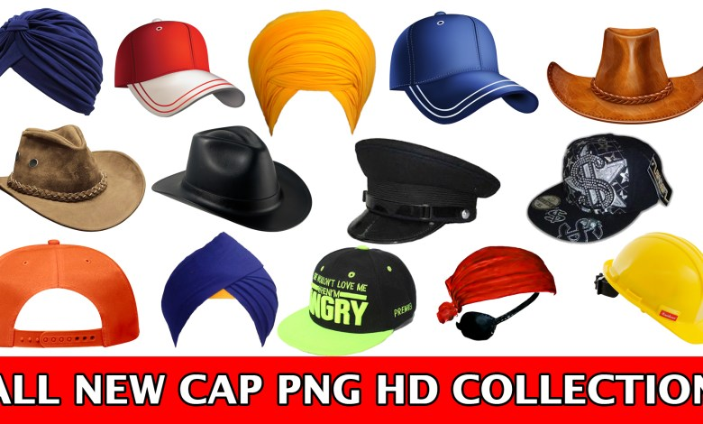 NEW HD CAP PNG