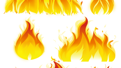 Photo of Fire PNG Images Download || Fire Png Zip File Download