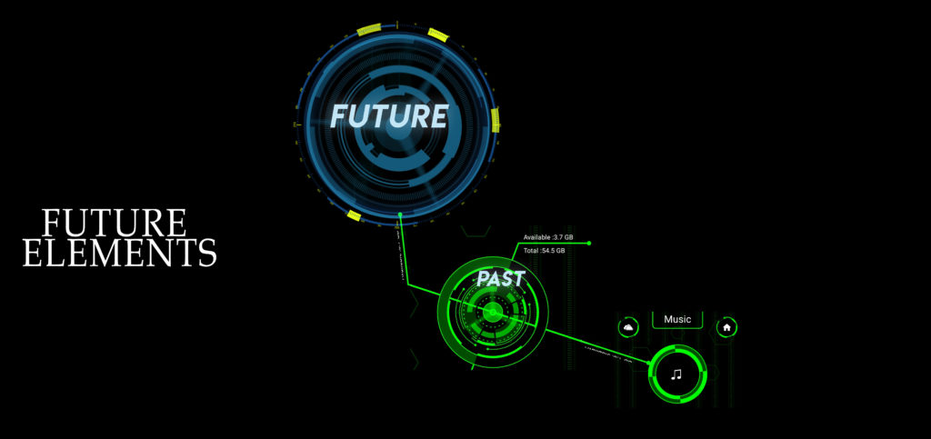 Futuristic png