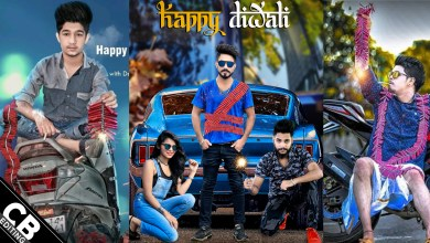 Photo of Happy Diwali Photo Editing Tutorial by SR Editing