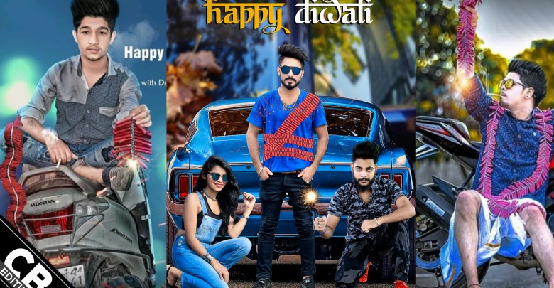 Happy Diwali Editing