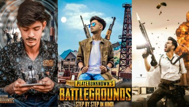 Photo of PUBG Mobile Picsart Editing Tutorial 2018 By SR Editing Zone
