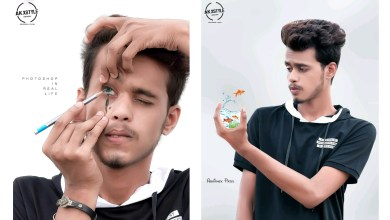 Photo of Lightroom mobile photo retouching and photo Editing – eyes sketch editing tutorial like Ak Xstyle