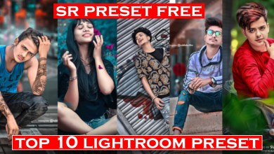 Photo of Top 10 Sr Editing zone Lightroom Preset Free Download | New Lightroom Preset