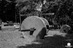 Mill stones, Goa (2)