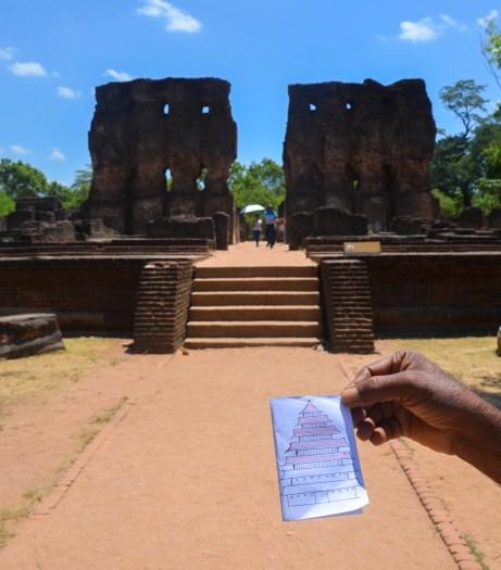 Royal Palace, Polonnaruwa