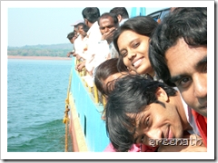 Ferry ride from Sagara to Sigandur