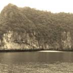 www.sreep.com 20160321_043328 Vietnam, Halong-Bucht: Halongs Inseln im Morgennebel