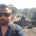 www.sreep.com 20180214_093909 Cambodia: Tempelanlage Ankor Wat - Kambodschas Wahrzeichen