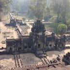 www.sreep.com 20180214_094233 Cambodia: Tempelanlage Ankor Wat - Kambodschas Wahrzeichen