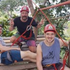 www.sreep.com 20180222_145027 Cambodia: Koh Rong High-Point Ropepark - See you on the trees!