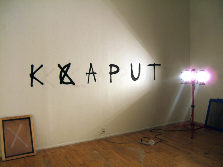 KAPUT @ Spaces Gallery