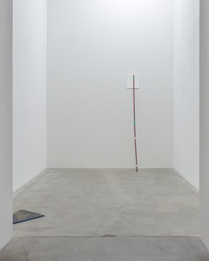 Falling, 2017, Installation View