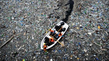 Pacific Garbage Patch & The Plastic Tragedy