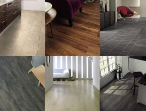 Rubber Commercial Flooring