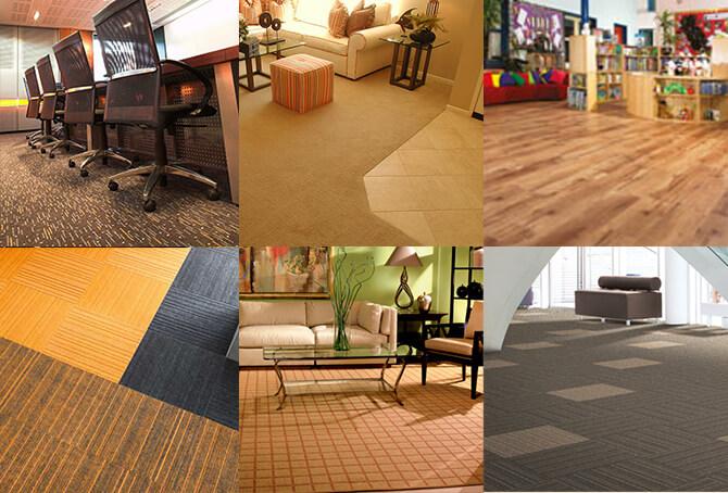 Carpeting S & R Flooring Services