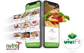 app para una alimentacion saludable