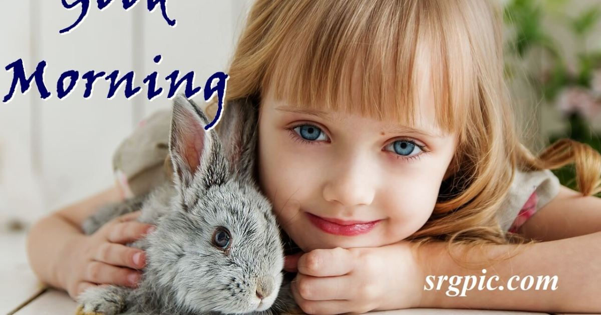 girl-baby-with-rabbit