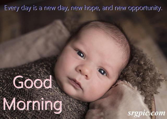 good-morning-with-quotes-and-baby