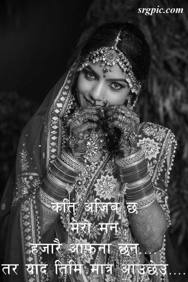 gray-scale-photo-of-a-bride-during-night-time