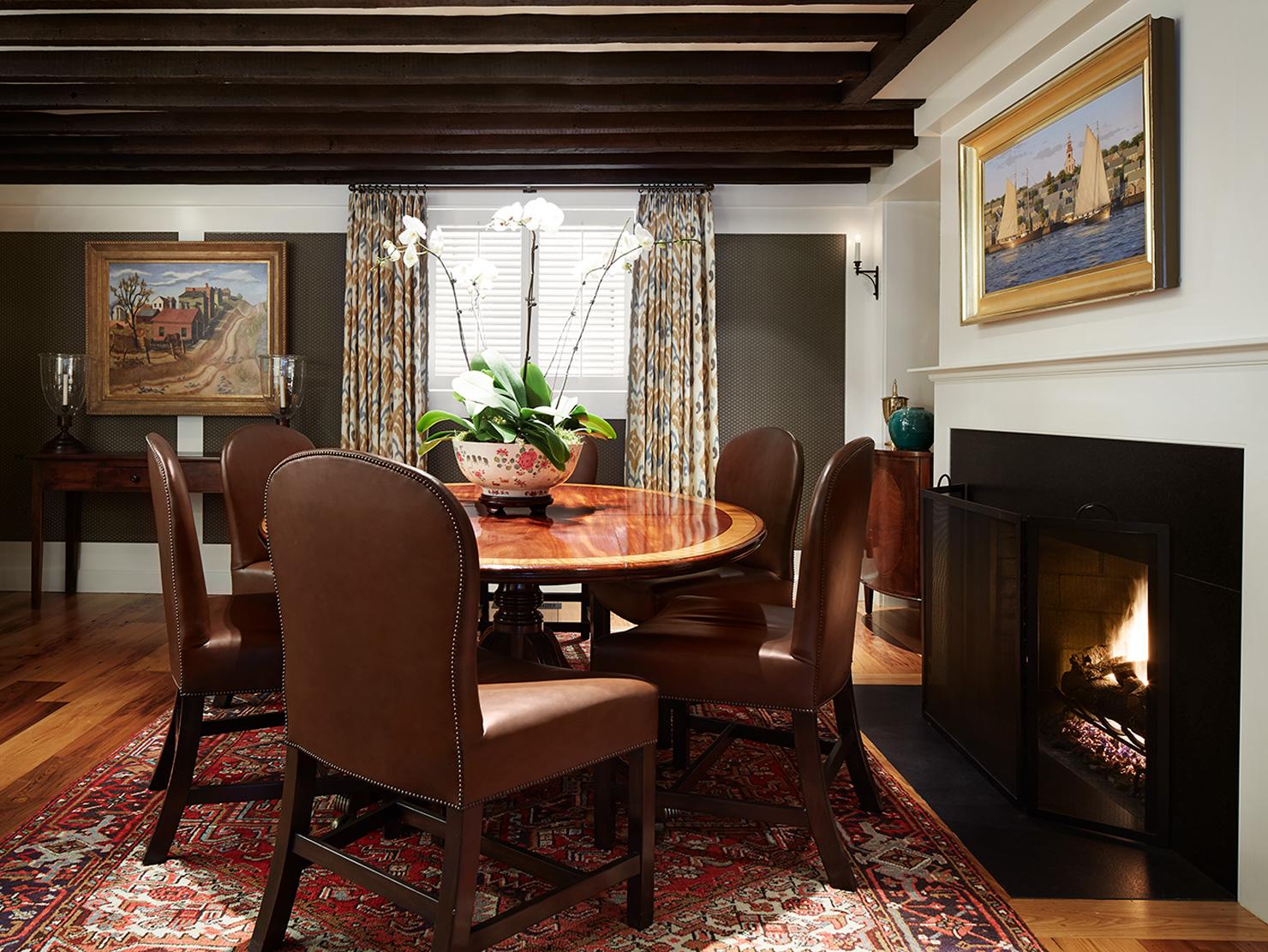 Beacon Hill Living Room
