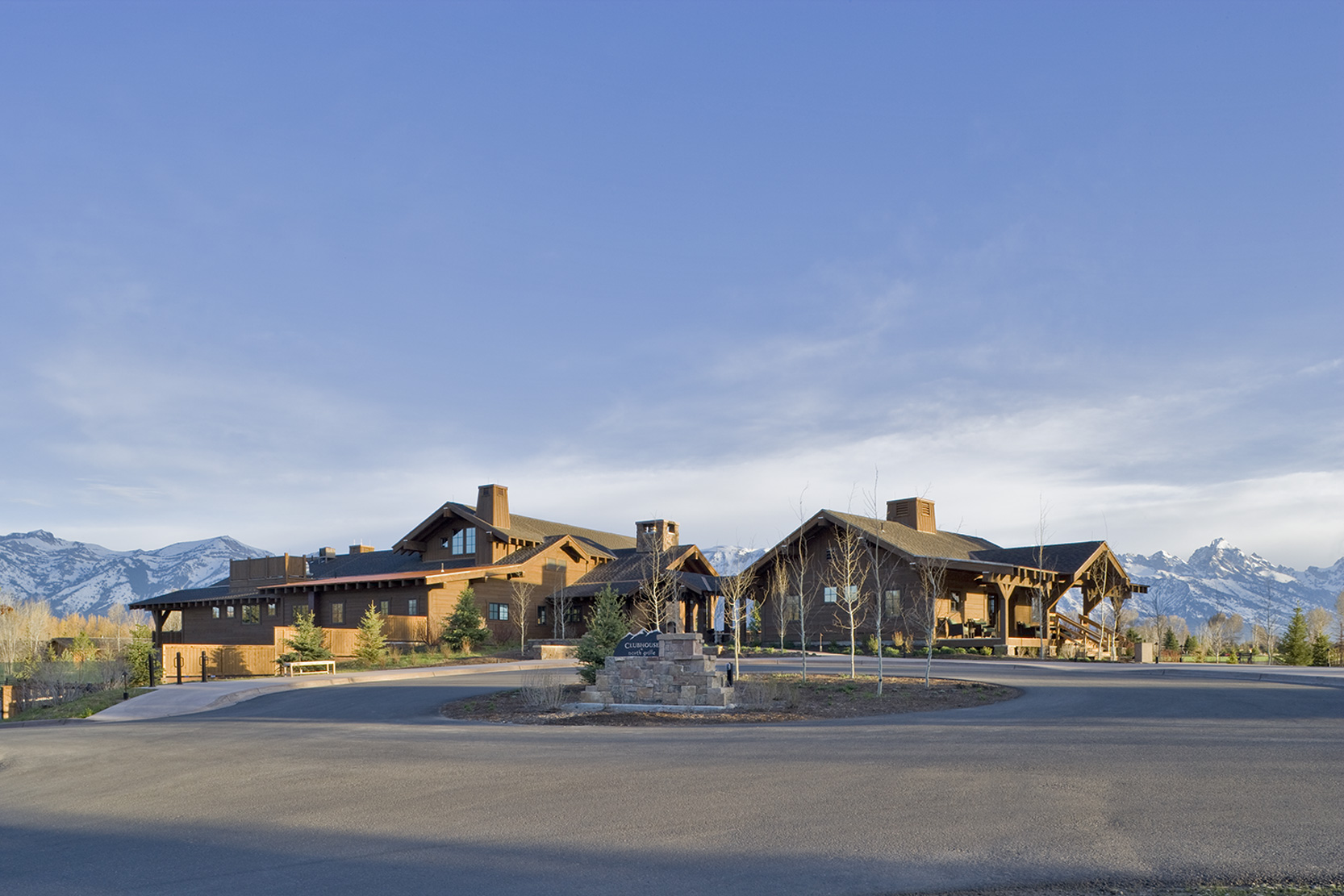 Jackson Hole Golf & Tennis Club, Jackson Hole, Wyoming