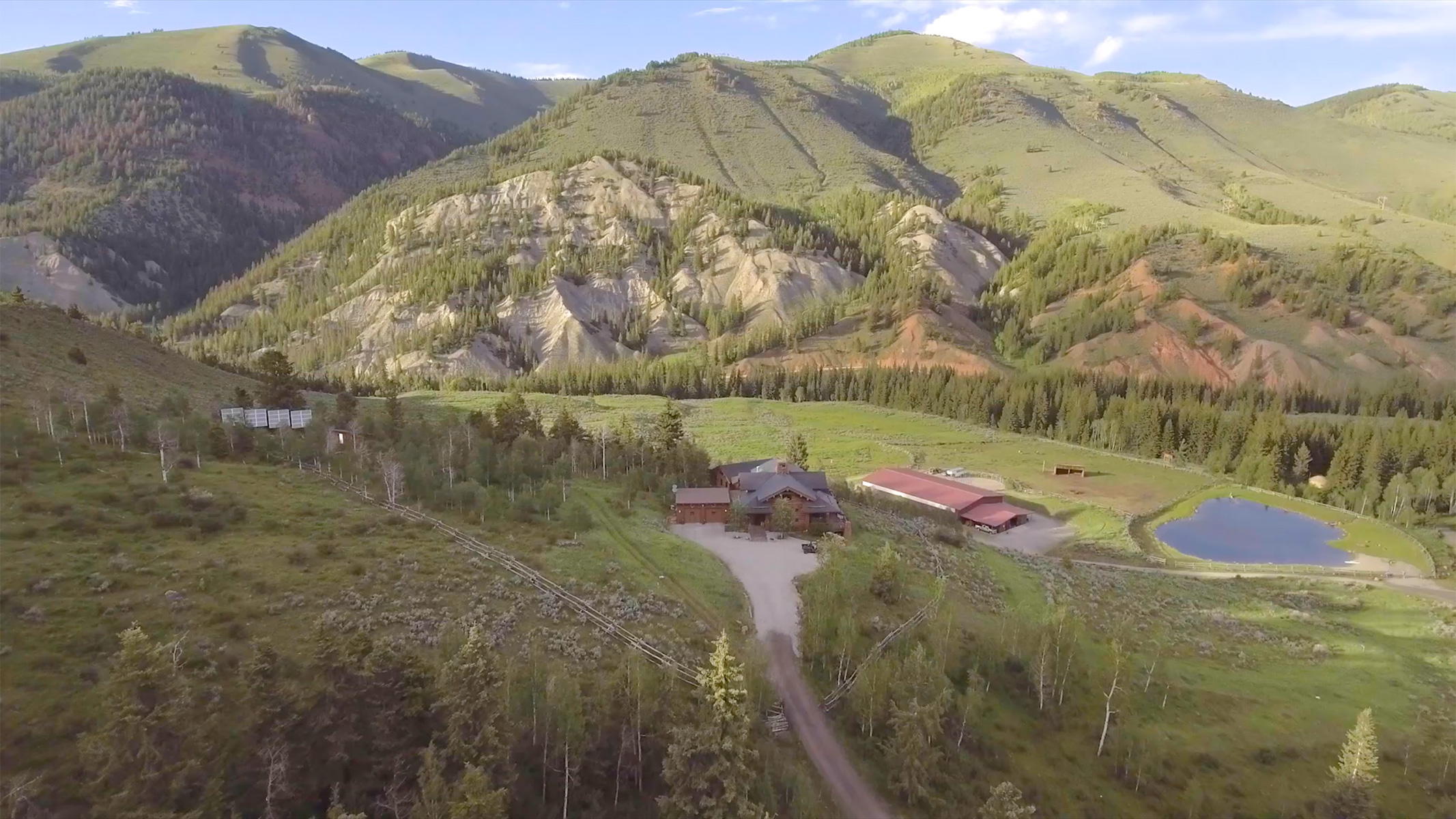 Red Creek Ranch, Gypsum, Colorado