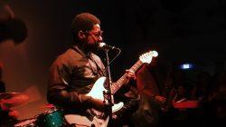 Curtis leverte en sjelfull og groovy konsertopplevelse, ifølge vår anmelder (foto: privat)