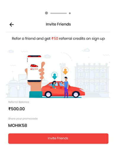 sRide - Trusted social carpooling App