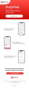 sRide Carpool iOS Makeover 6.0