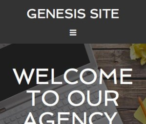 Changing the appearance of responsive hamburger menu icon when using Genesis Club Lite