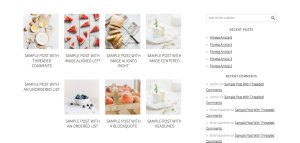 Grid Template for Category Archive(s) in Foodie Pro