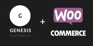 Adding support for WooCommerce in Genesis