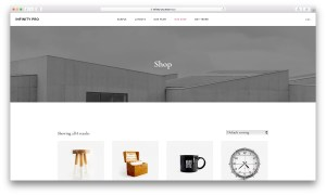 WooCommerce Shop page banner image using Customizer in Genesis