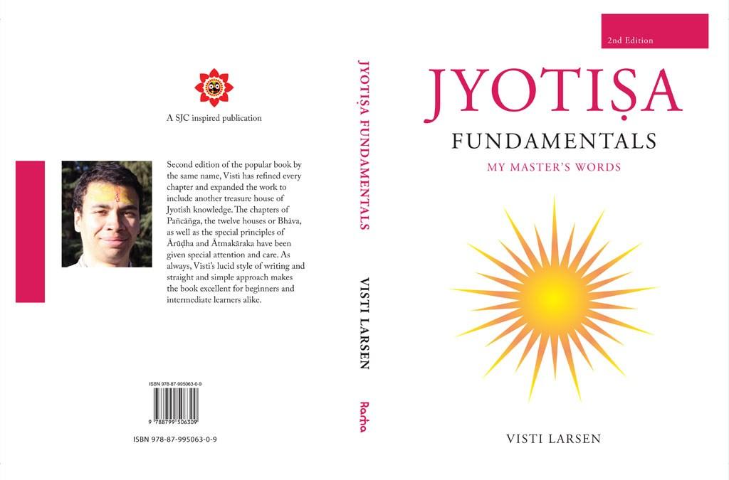 Jyotiṣa Fundamentals 2nd edition available