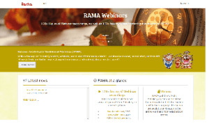 RAMA website