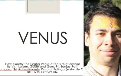 Venus and relationships: part 1 of 6