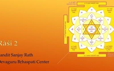 02. Rāśi – Pandit Sanjay Rath