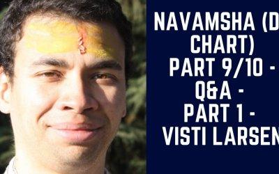 Navamsha (D-9) Webinar Part 9/10 with Exotic Astrology