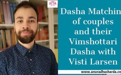Dasha Matching or Dasha Kuta for Couples (4/4)