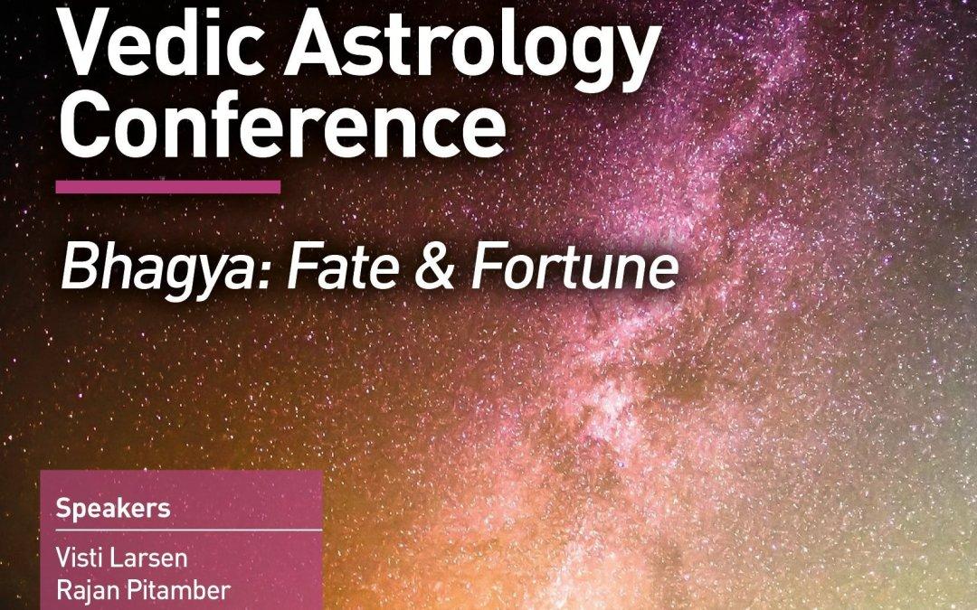 """2019 Leeds """"Bhagya"""" Conference"""