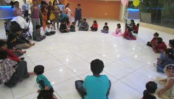 Kids @ Srijan Midlands