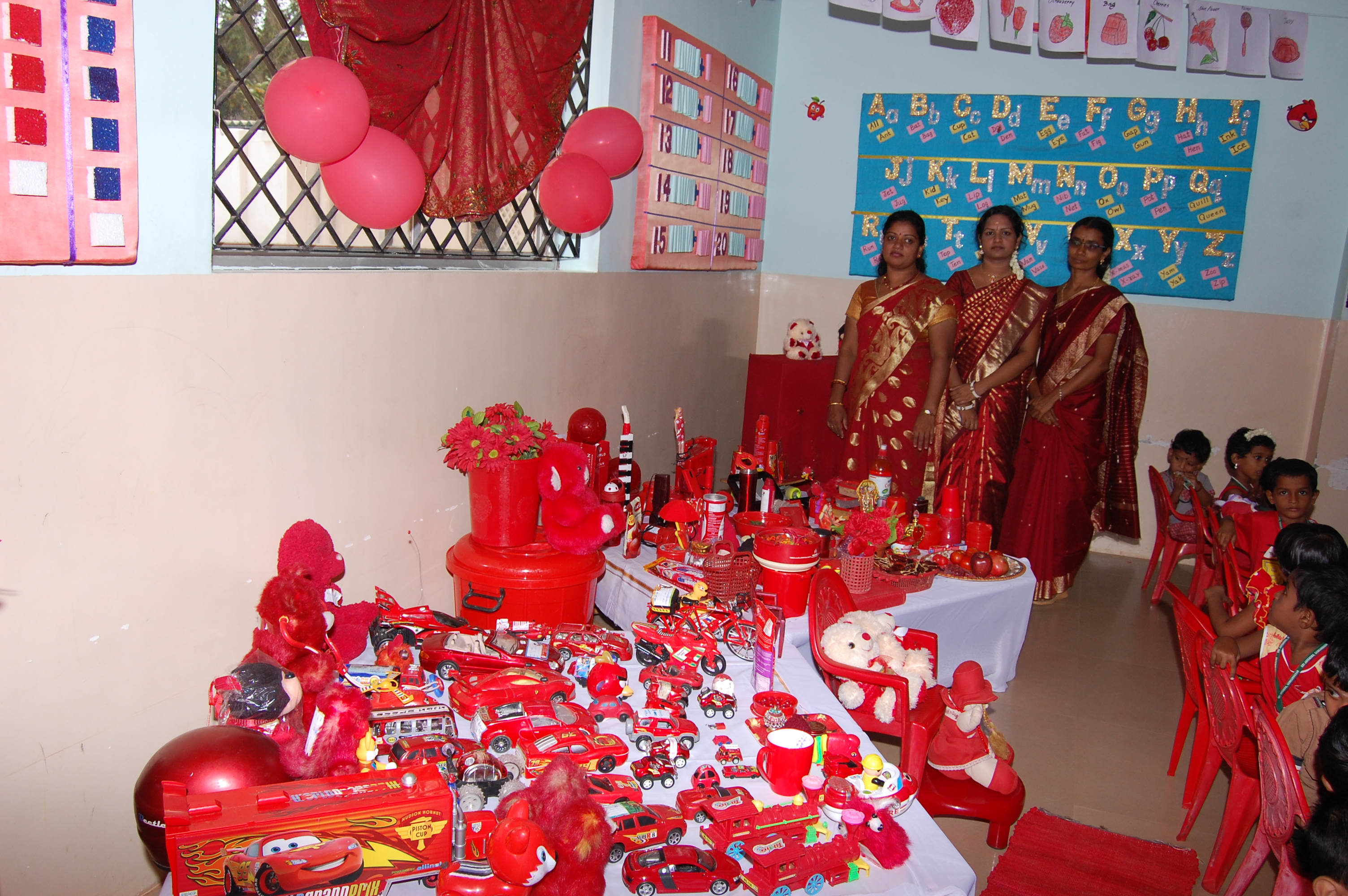 Colours Day Celebration