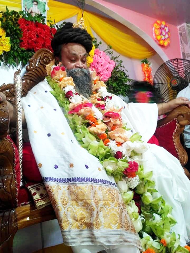 Sri Rash Behari Dasji Kathia Babaji Maharaj