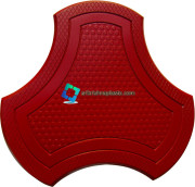 Cosmic Paver Interlocking Rubber Mould