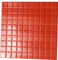 100 Square Box Interlocking Tile PVC Rubber Mould