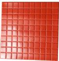 100 Square Box Interlocking Tile PVC Rubber Mould