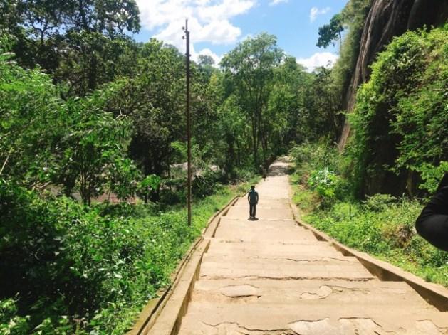 Sri Lanka Jasmine Tours & Drivers スリランカジャスミンツアーズ撮影。 マルキリガラ寺院 マルキリガラ遺跡 ムルキリガラ から見る景色4