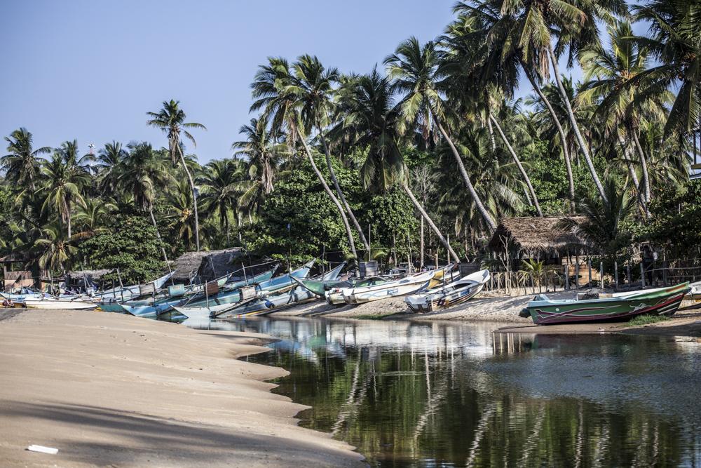 Von Trincomalee nach Arugam Bay