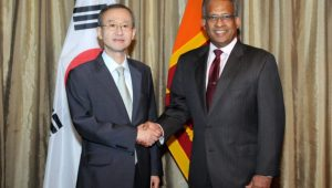 BILATERAL POLITICAL CONSULTATIONS BETWEEN SRI LANKA AND THE REPUBLIC OF KOREA HELD IN COLOMBO